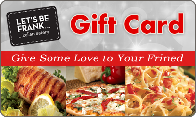 let's be frank gift card
